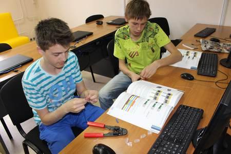 Компания 1С:Клуб программистов для школьников фото 2