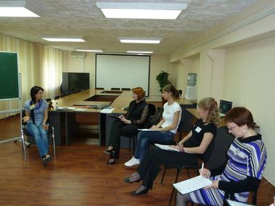 Компания Красноярский центр профессиональной ориентации и психологической поддержки населения фото 3