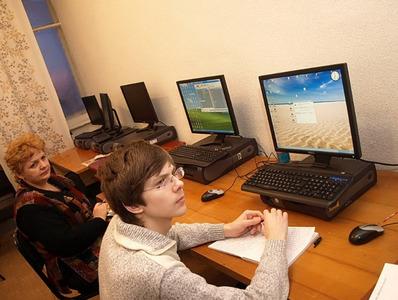 Компания Омский техникум информационных технологий фото 5