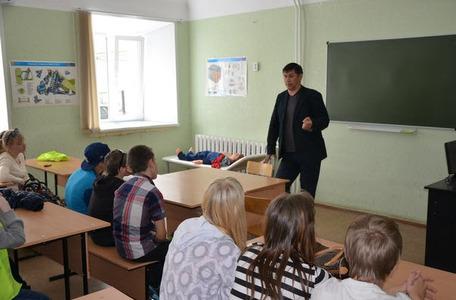 Компания Учебный центр УГСЗН Кировской области фото 1